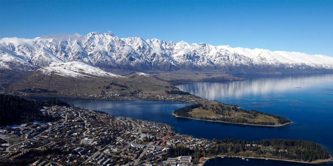 Queenstown region