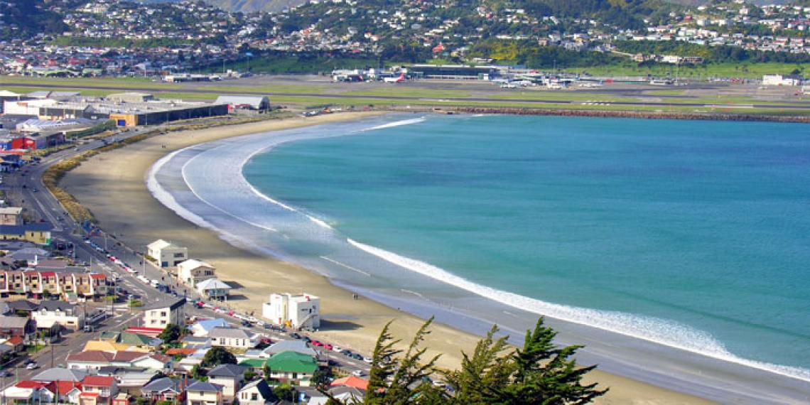 Miramar and Lyall Bay