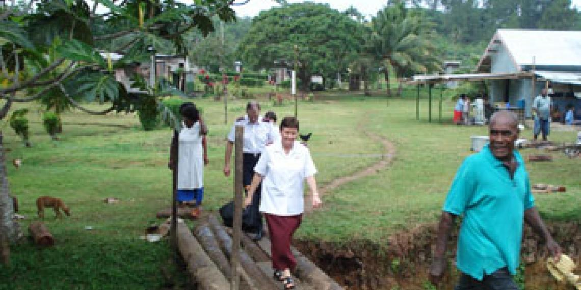 The TC's visit to Northern Fiji
