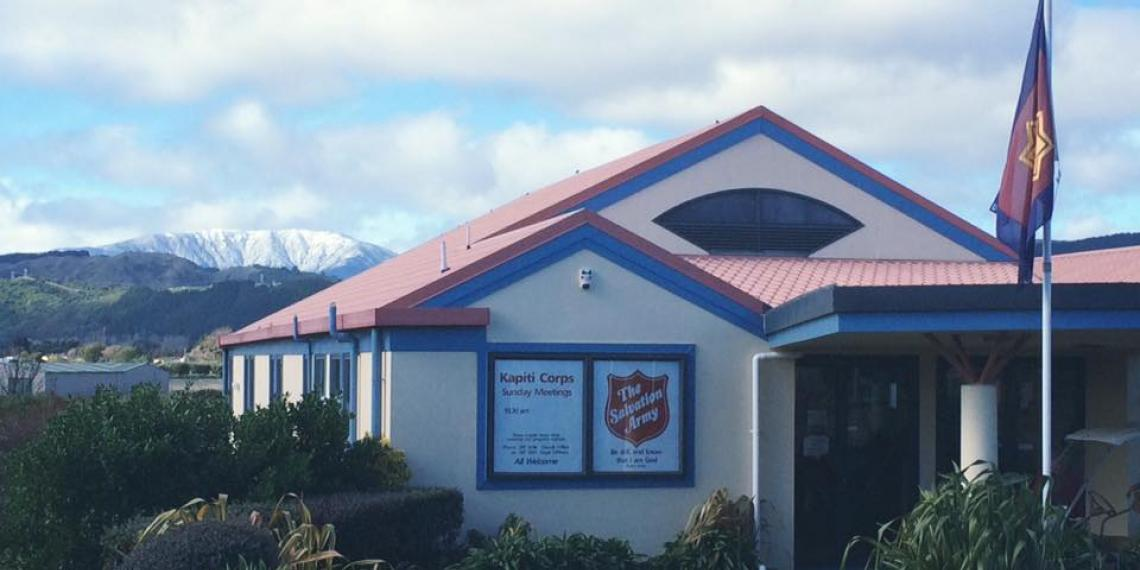 The Salvation Army Kapiti Corps
