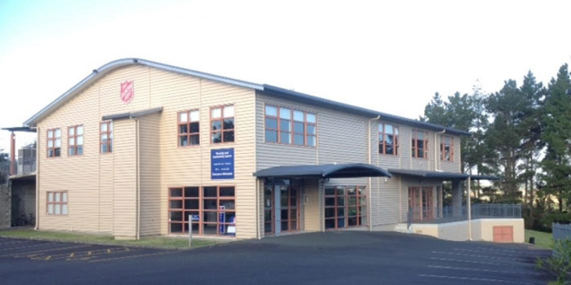 Hibiscus Coast Corps Building