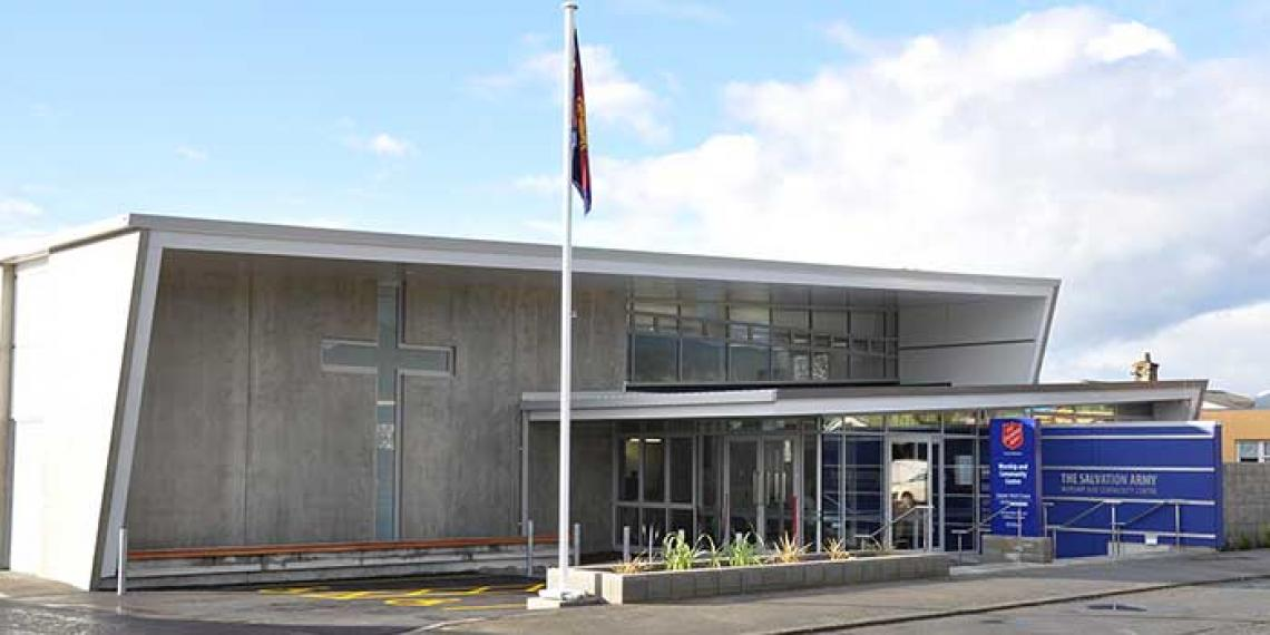 Upper Hutt Corps building