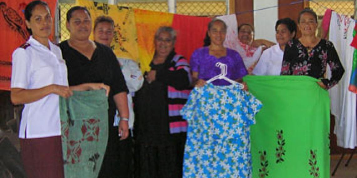 Nuku'alofa Corps