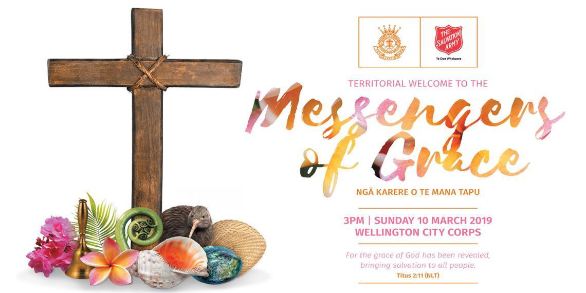 Messengers of Grace poster image