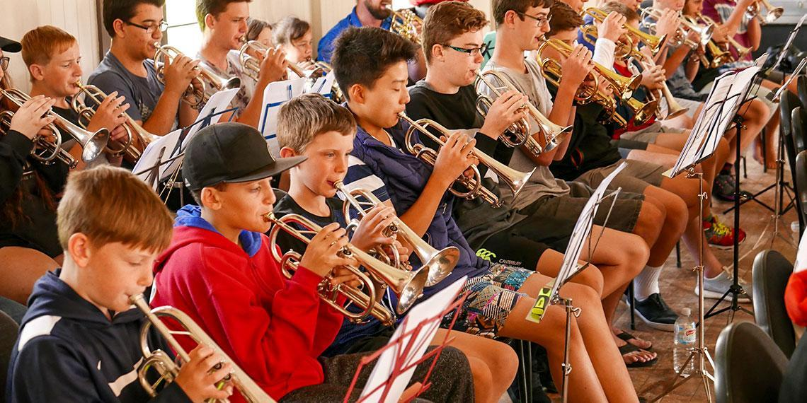 Brass Band Camp