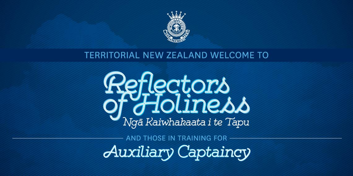 Reflectors of Holiness - Welcome Cadets 2021