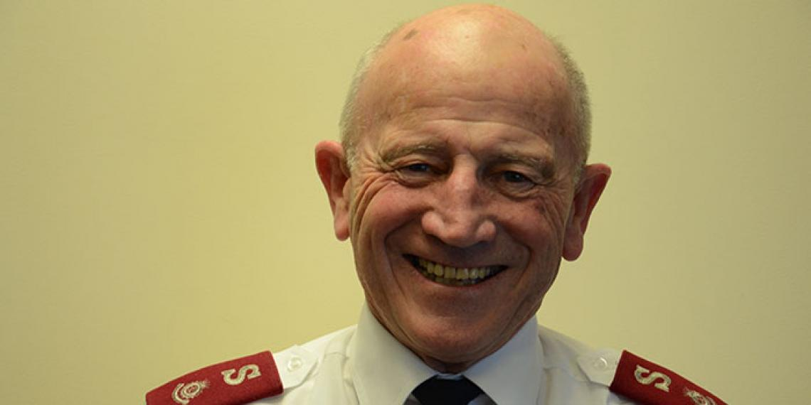 Major David Bennett