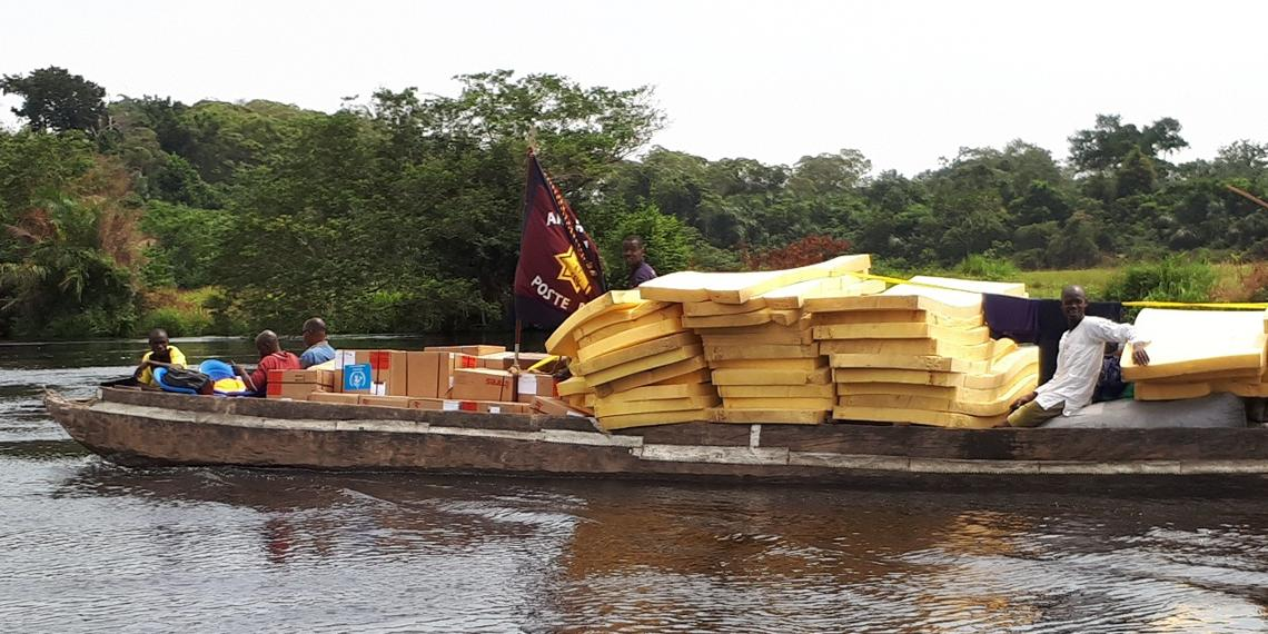 Emergency response in Congo Brazzaville, 2019