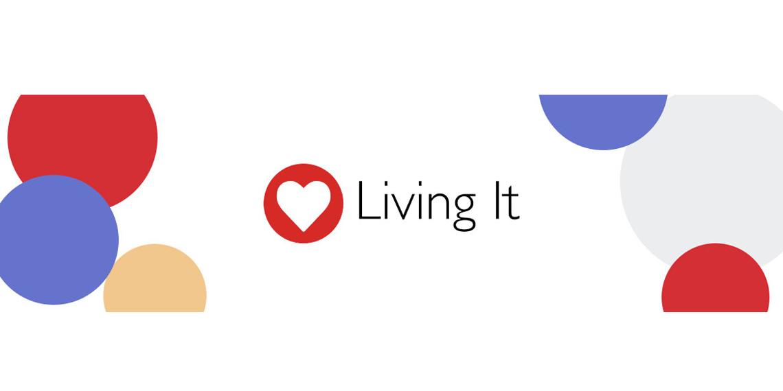 IHQ Living It logo