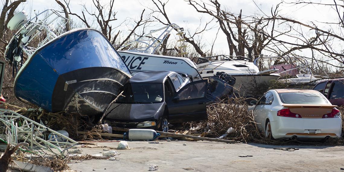 Hurricane Response in The Bahamas