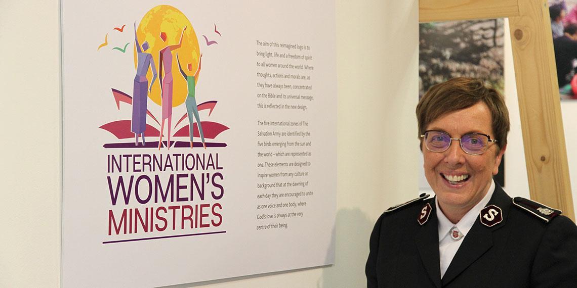 Reimagining Salvation Army Women's Ministries