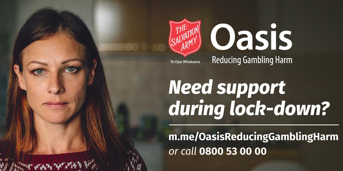 Need support during lock-down? Call 0800 53 00 00