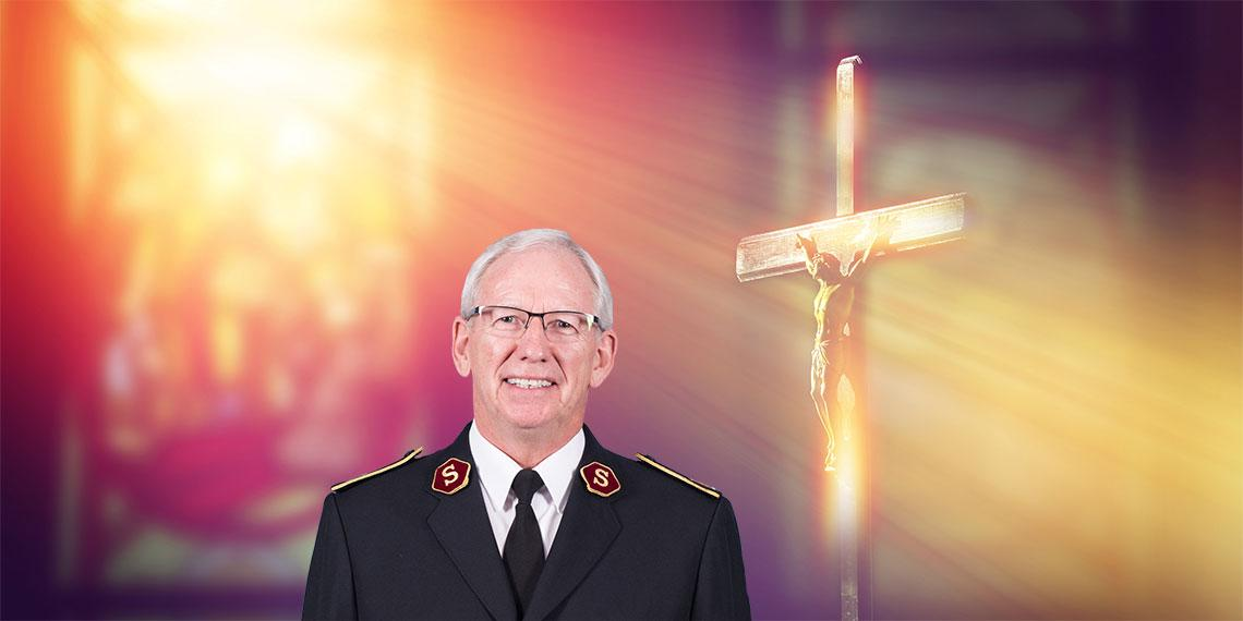 General Brian Peddle's Easter Message 2021