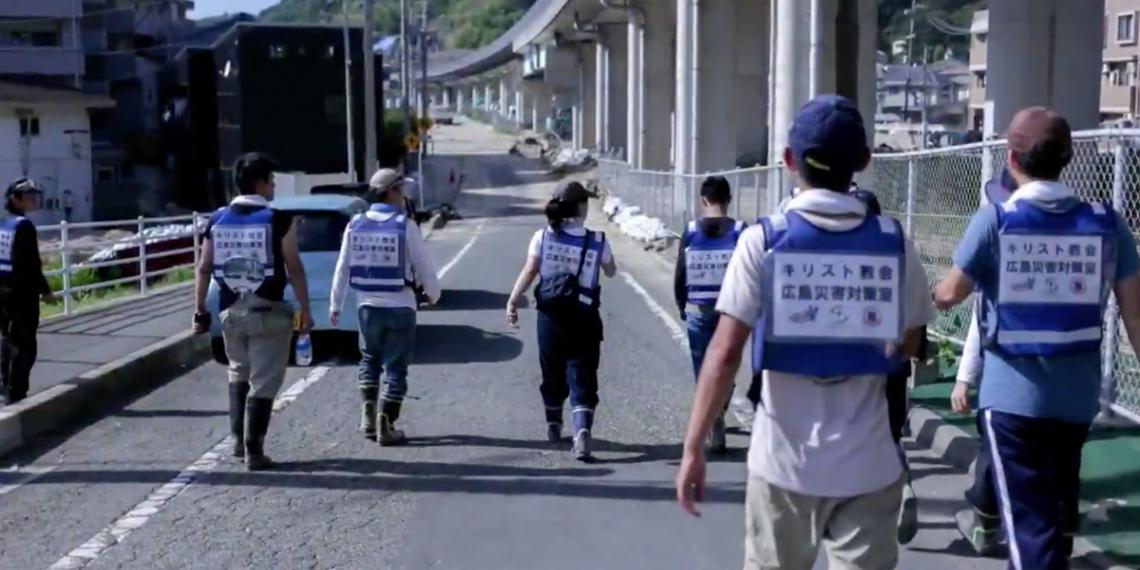 Typhoon rains trigger Salvation Army disaster response in Japan
