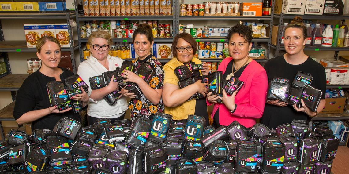 Kimberly Clarks U By Kotex Brand Helps Women In Need