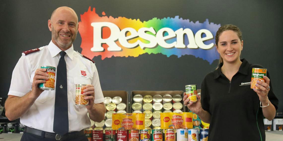 Resene Hunger for Colour