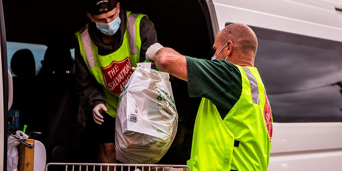 delivery by TSA