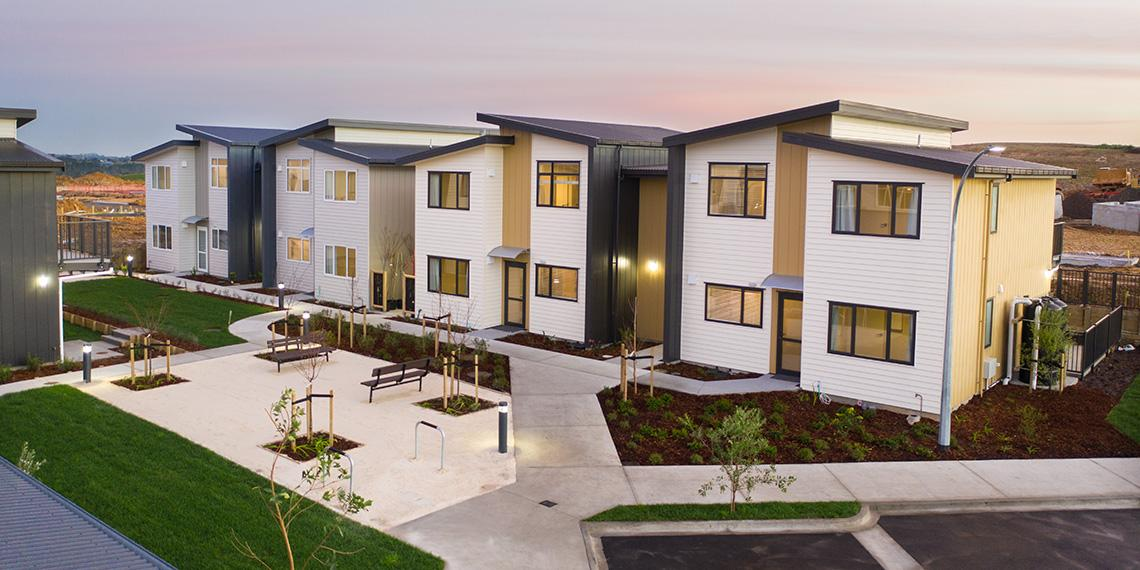 A new generation of Salvation Army accommodation