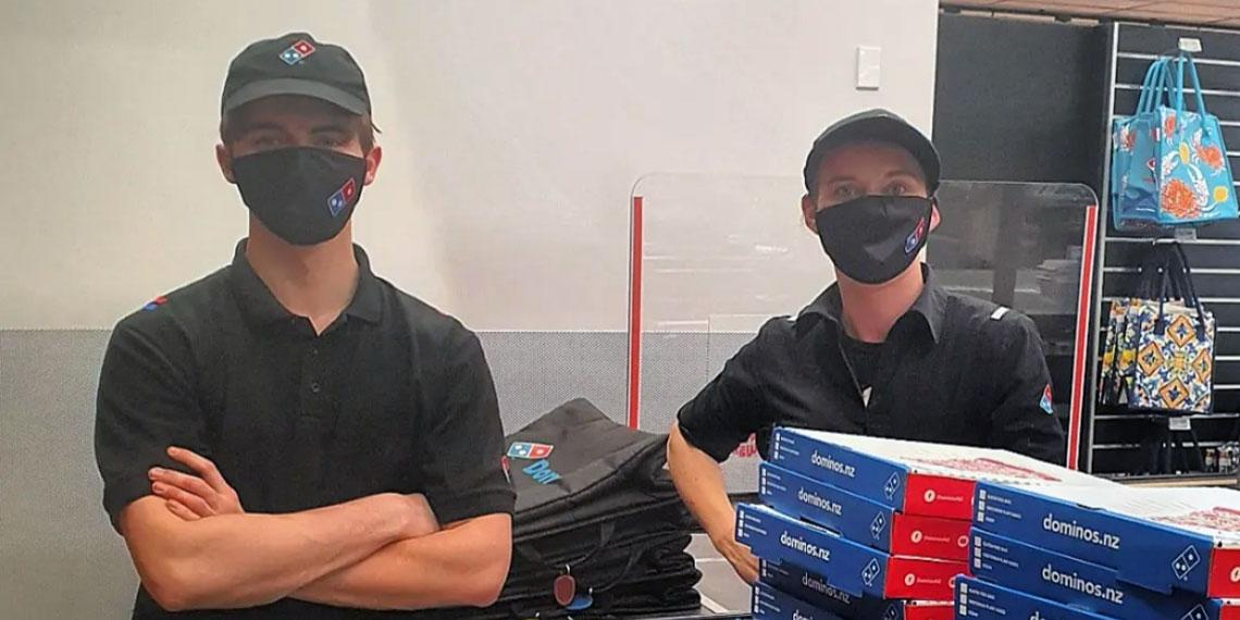 Domino's Feed the Knead