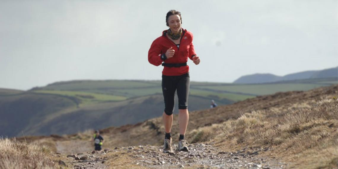 ultra runner Claire Akin-Smith
