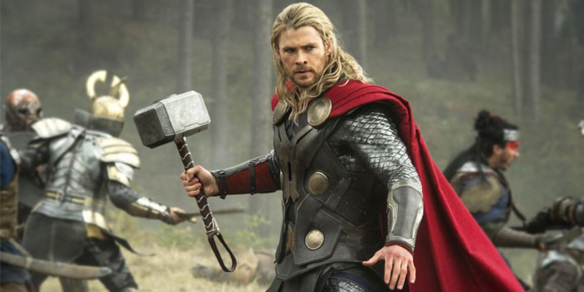 Thor: The Dark World film image