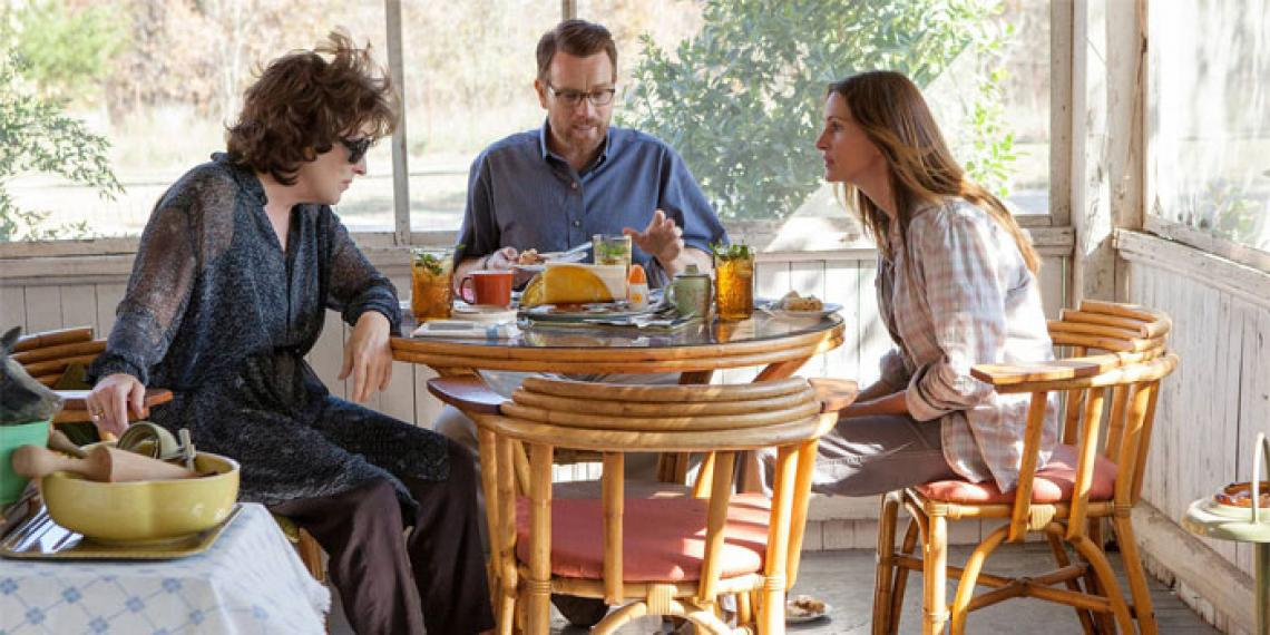 Image from the film August: Osage County