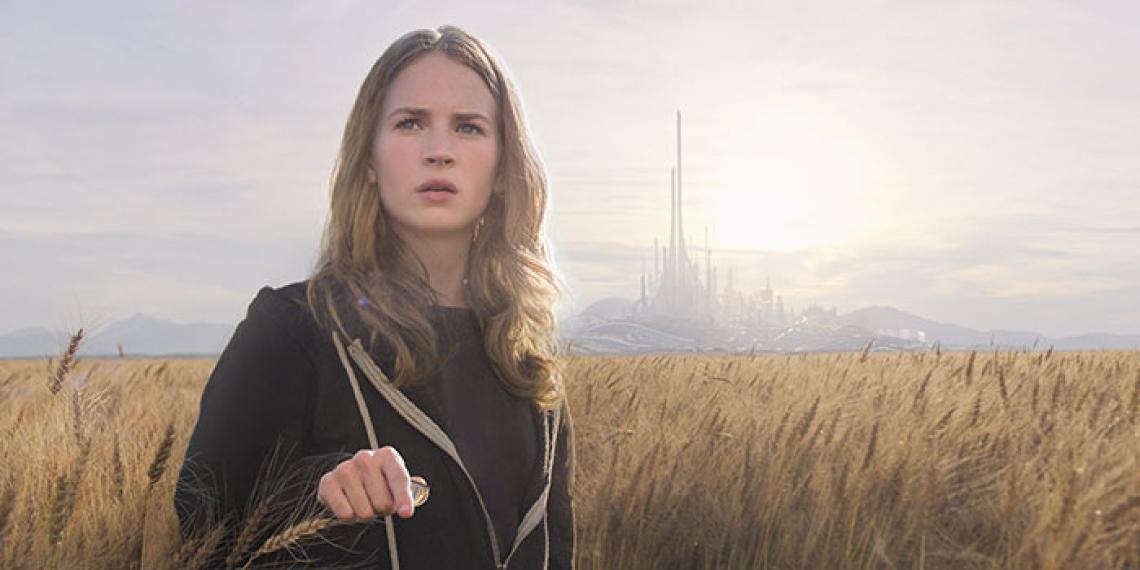 image from the movie Tomorrowland
