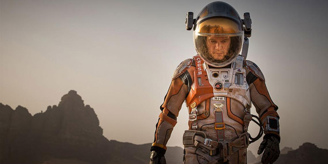 image from the film The Martian
