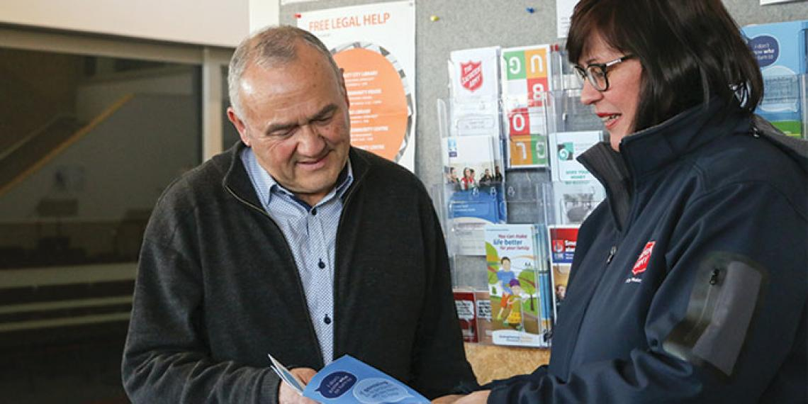 Post-prison Housing support   The Salvation Army
