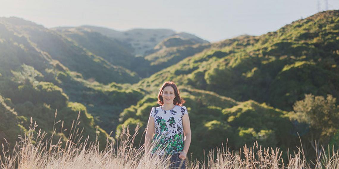 writer Kara Isaac