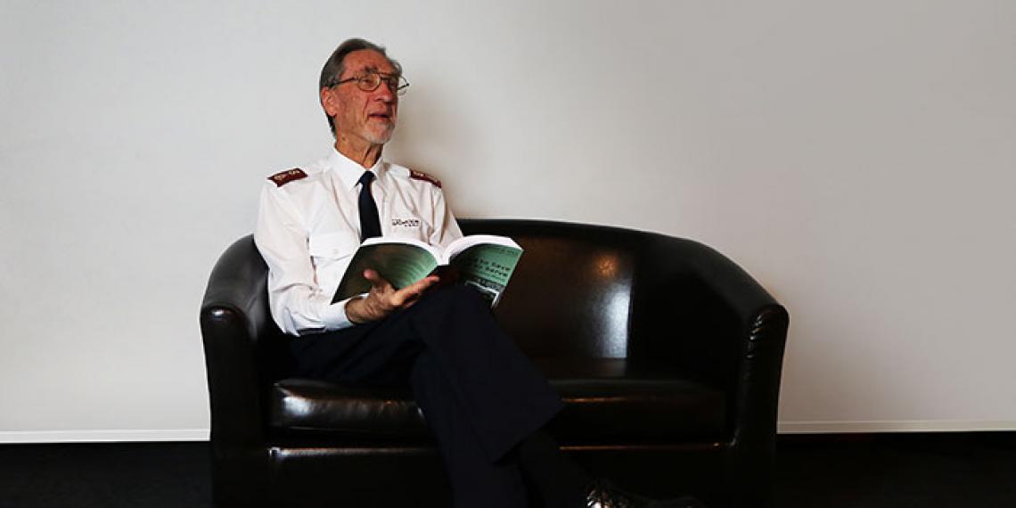 Major (Dr) Harold Hill