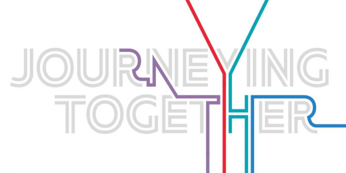 journeying together annual report cover logo