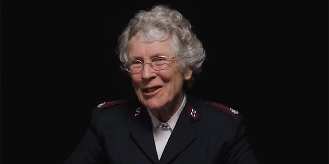 Colonel Margaret Hay