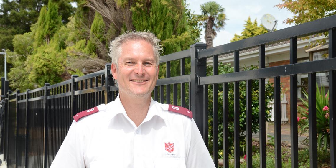 Lieutenant Stephen Molen