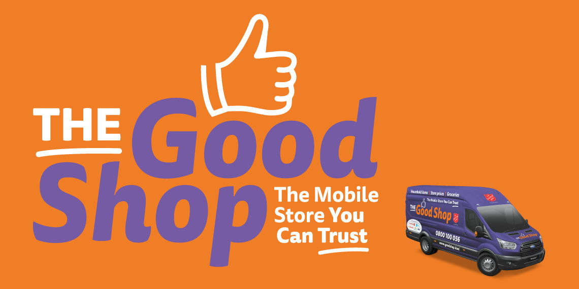 The Good Shop logo