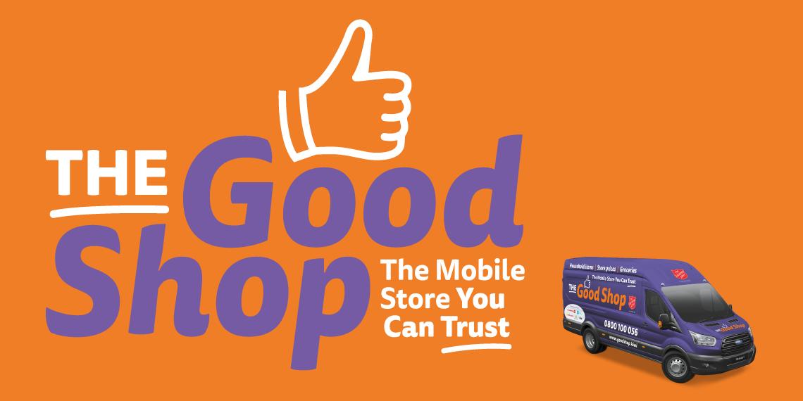 The Good Shop logo