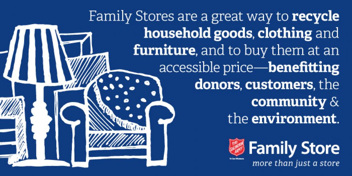 Family Stores The Salvation Army