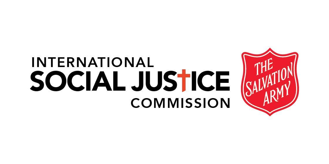 Internation Social Justice Commission Logo 2021