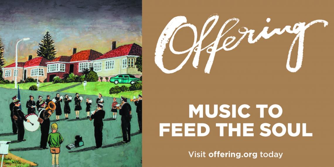 Offering - Music to feed the Soul