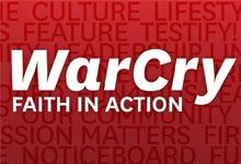 War Cry magazine logo