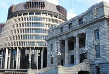 NZ parliament building