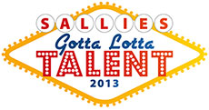 Sallies Gotta Lotta Talent logo