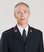 Lieut-Colonel Rod Carey