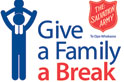 Give a family a break logo