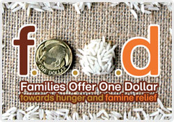 f.o.o.d - Families Offer One Dollar